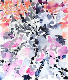 """Jenny Pennywood - 22 x 18.75""""- mixed media on paper"""