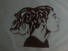 Monkeyman drawing