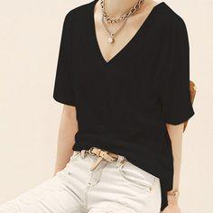 Camisetas femininas verão y t de cobre t mulheres mulheres t mulher tee feminino camiseta de manga curta v em Camisetas de Roupas e Acessórios no AliExpress.com | Alibaba Group