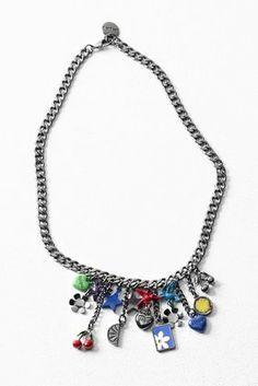 Jewelry Desigual Necklace  Charms