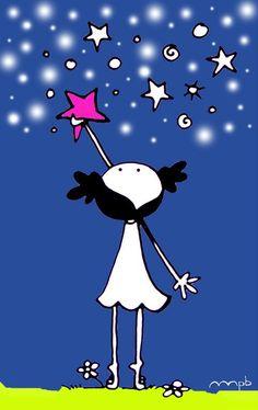 Birthday In Heaven, Pixel Drawing, Happy Design, Cool Cartoons, Cartoon Fun, Conte, Emoticon, Stars And Moon, Happy Day