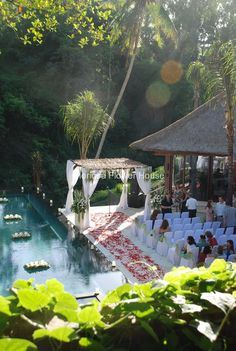 Bali Wedding; Ubud