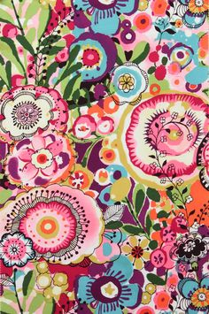 fabric for bug's quilt... Larkspur by Alexander Henry