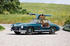 It Doesn't Get More Authentic Than These Original Unrestored Mercedes 300 SLs