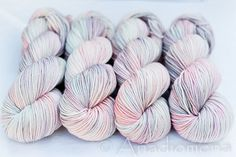 Dia Merino DK - Seashells | Colour Adventures