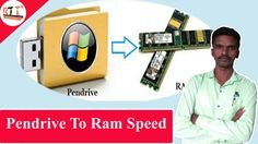How To Convert Pendrive Into RAM