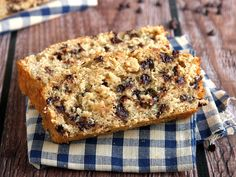 Buttermilk Oatmeal Chocolate Chip Bread - On Sugar Mountain