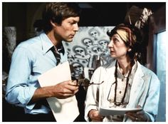 The Last Wave Richard Chamberlain