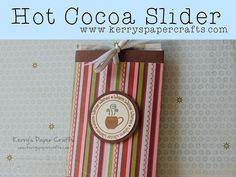 Video Tutorial: Hot Cocoa Sliders - bjl