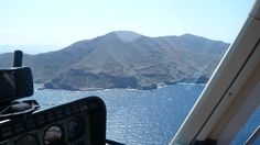 Helicopter Sightseeing- Bellavia- Greece