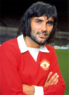 George Best. Manchester United. #mufc