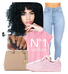 """""""cp4-"""" by glitterly-bhadde ❤ liked on Polyvore featuring MICHAEL Michael Kors and adidas"""