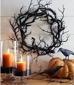 Halloween. Crate & Barrel.
