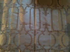 Chinoiserie Fabric, Curtains, Home Decor, Blinds, Decoration Home, Room Decor, Draping, Home Interior Design, Picture Window Treatments