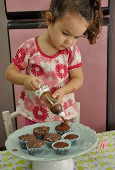 Toda criança adora cozinha!