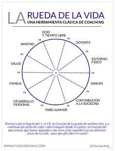 rueda vida herramienta coaching
