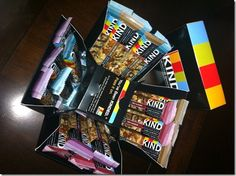 New Kind Nuts & Spices Bars Dark Chocolate Nuts & Sea Salt & Coupon Offer Giveaway