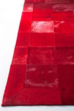 Red Cow Carpet by EBRU carpets