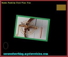 Wooden Pendulum Clock Plans Free 141103 - Woodworking Plans and Projects!