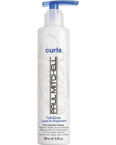 Curls Full Circle Leave-In Treatment 6.8 oz