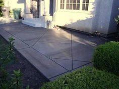 How to Build a Cement Patio | eHow.com