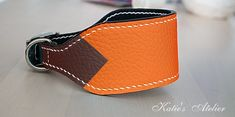 Leather Accessories, Dog Accessories, Leather Dog Collars, Italian Greyhound, Whippet, Zip Around Wallet, Etsy Shop, Dogs, Handmade