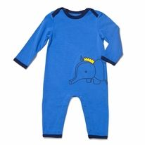 Lap Tee Onesie | Egg by Susan Lazar 2014 Fall/Winter Collection | http://www.egg-baby.com/lap-tee-onesie-w4je4455-blu.html