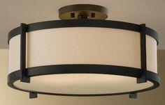 Stelle Flush Mount - Flush Mount Lighting - Ceiling Mount Lighting - Ceiling Fixtures - Lighting | HomeDecorators.com
