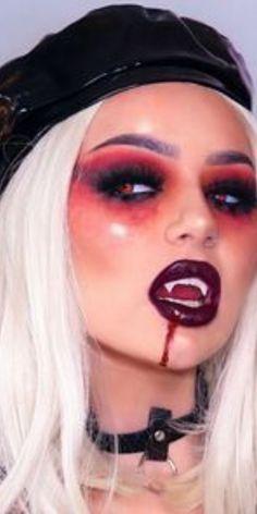 Halloween Makeup Sugar Skull, Creepy Halloween Makeup, Pretty Halloween, Scary Halloween Costumes, Scary Makeup, Halloween Ideas, Aladdin Halloween, Alien Halloween, Horror Makeup