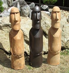 Socha moai