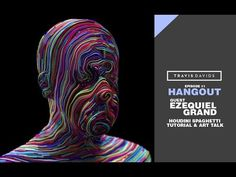Hangout with Ezequel Grand - Houdini Spaghetti Tutorial and Art Talk