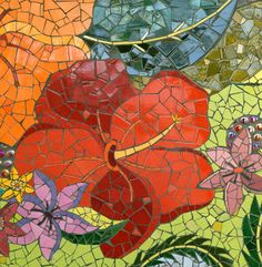 contemporary mosaics - Google Search