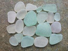 Scottish sea glass  sea glass pieces  seaglass mix  by SewISea