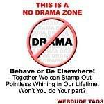 No More Drama Quotes | No Drama Graphics Code | No Drama Comments & Pictures