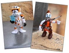 Star Wars Meets Disney action figures