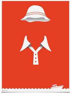 Gilligan poster by Ty Mattson