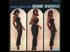 1964 - Dionne Warwick - 'Walk On By' - huge hit for Dionne with this Burt Burt Bacharach/Hal David song. (My mom and I share this as a fave) 60s Music, Music Love, Music Songs, Music Videos, Music Radio, Whitney Houston, Rock Roll, Lps, Nova Jersey