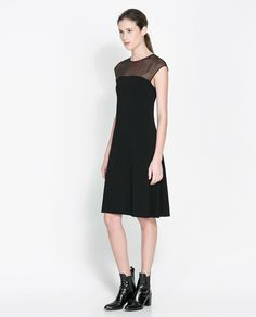 Combined Dress by Zara