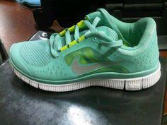 Nike Free 5.0+ menta