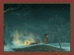 1000 images about art jacquie lawson on pinterest advent calendar