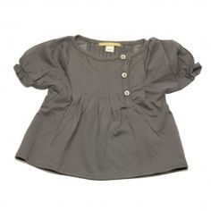 GOLD Tunic girl purple grey