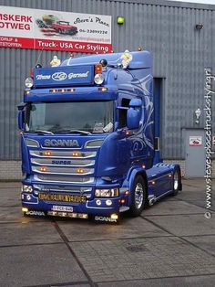 Scania -  trucK: