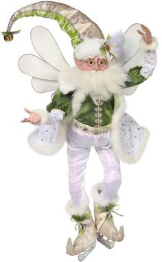 Ice Skating Fairy