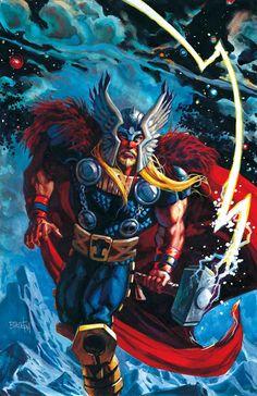Thor, por Dan Brereton