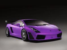 Lamborghini Gallardo....I don't even care that it's purple....I'd still drive it!
