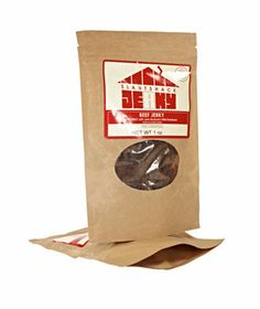 Does your Dad love beef jerky? Why not get him his very own customized beef jerky for Father's Day? #gifts