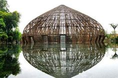 Pictures of  Turnkey Construction of Bamboo and eco friendly architecture structures