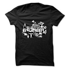 Trust Me I am an Engineer - T-shirt for Engineers. (Engineer Tshirts)