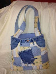 Designs of Handmade Jean Bags - Fashion Tale - Trends b6c306fcaf9b2