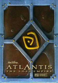 Atlantis: El imperio perdido - Disney